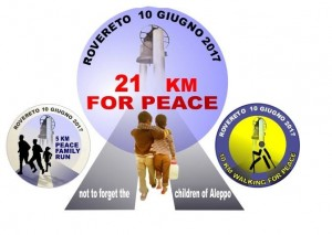 21 km for peace