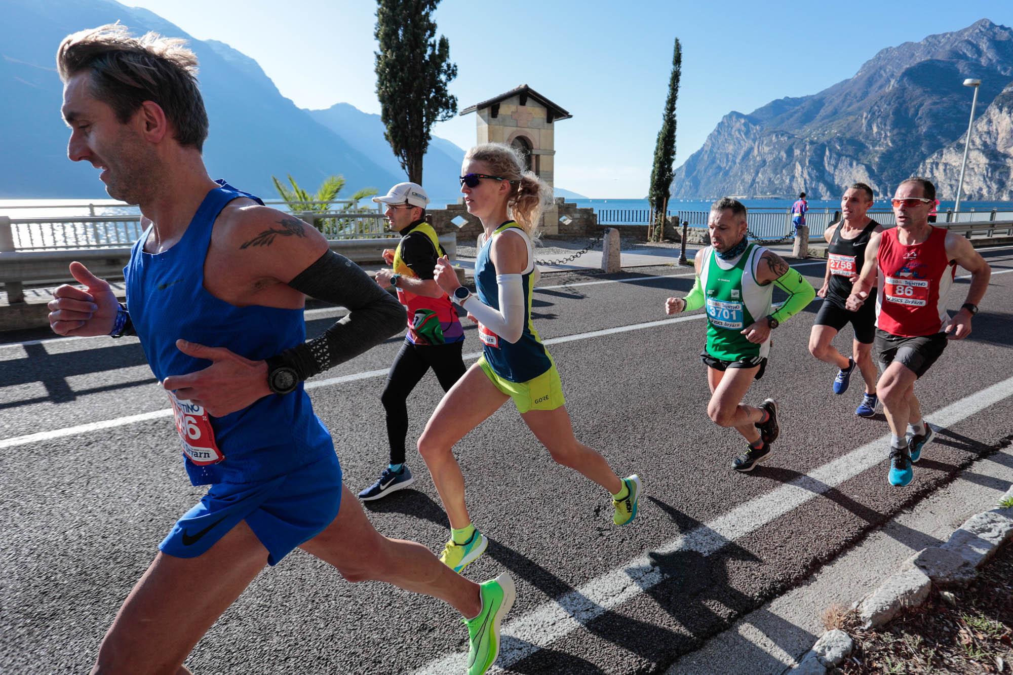 18° Garda Trentino Half Marathon - ©Matteo Bridarolli